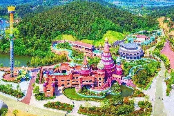 2021国庆南京银杏湖乐园-游玩攻略