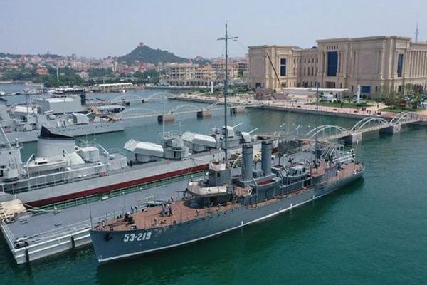 青岛海军博物馆没有预约可以进吗?